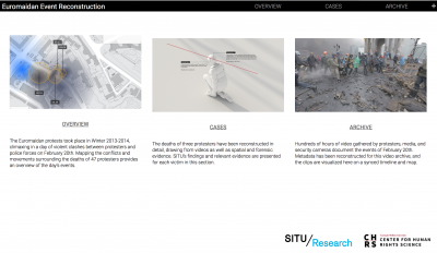 How it really happened: reconstruction of Euromaidan shootings