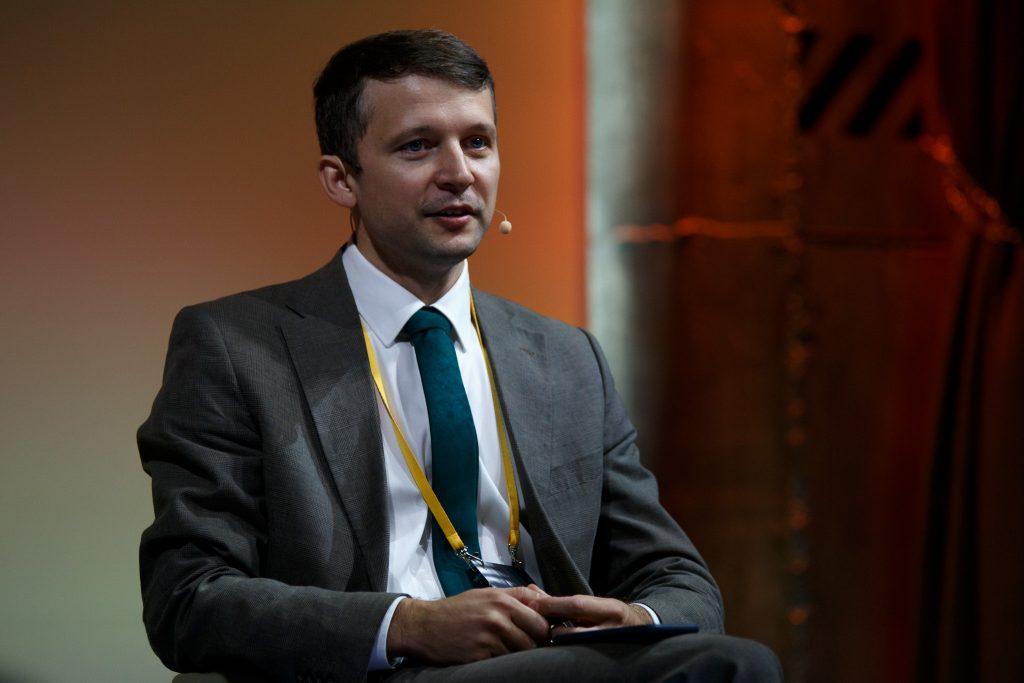 Учасник круглого столу директор Української фундації правової допомоги Микола Сіома